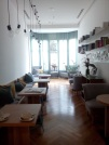 Breakfast in this nook, Casa Mathilda.