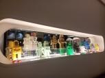 The Robots of H10 Cubix.