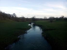 Country walk from Charlbury to Finstock.