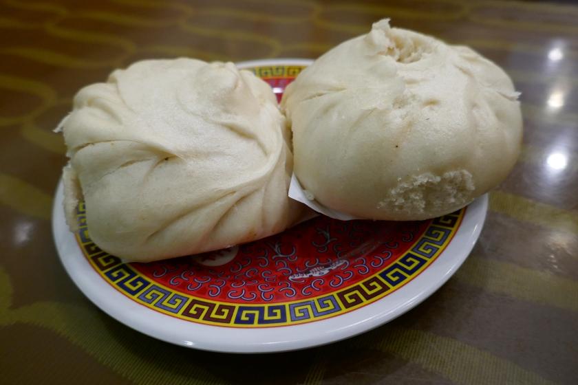 Mei Li Wah Bakery BBQ Pork Buns