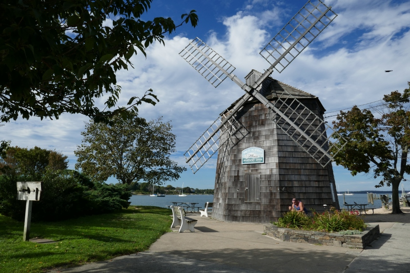 Windmill in Sag Harbor, The Hamptons