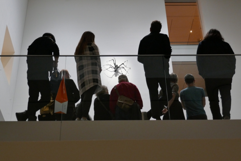 Louise Bourgeois Spider at MoMA