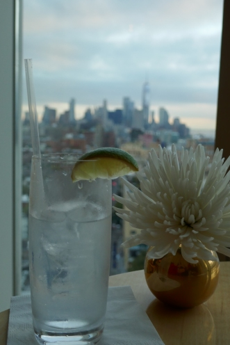 G&T at The Standard, New York