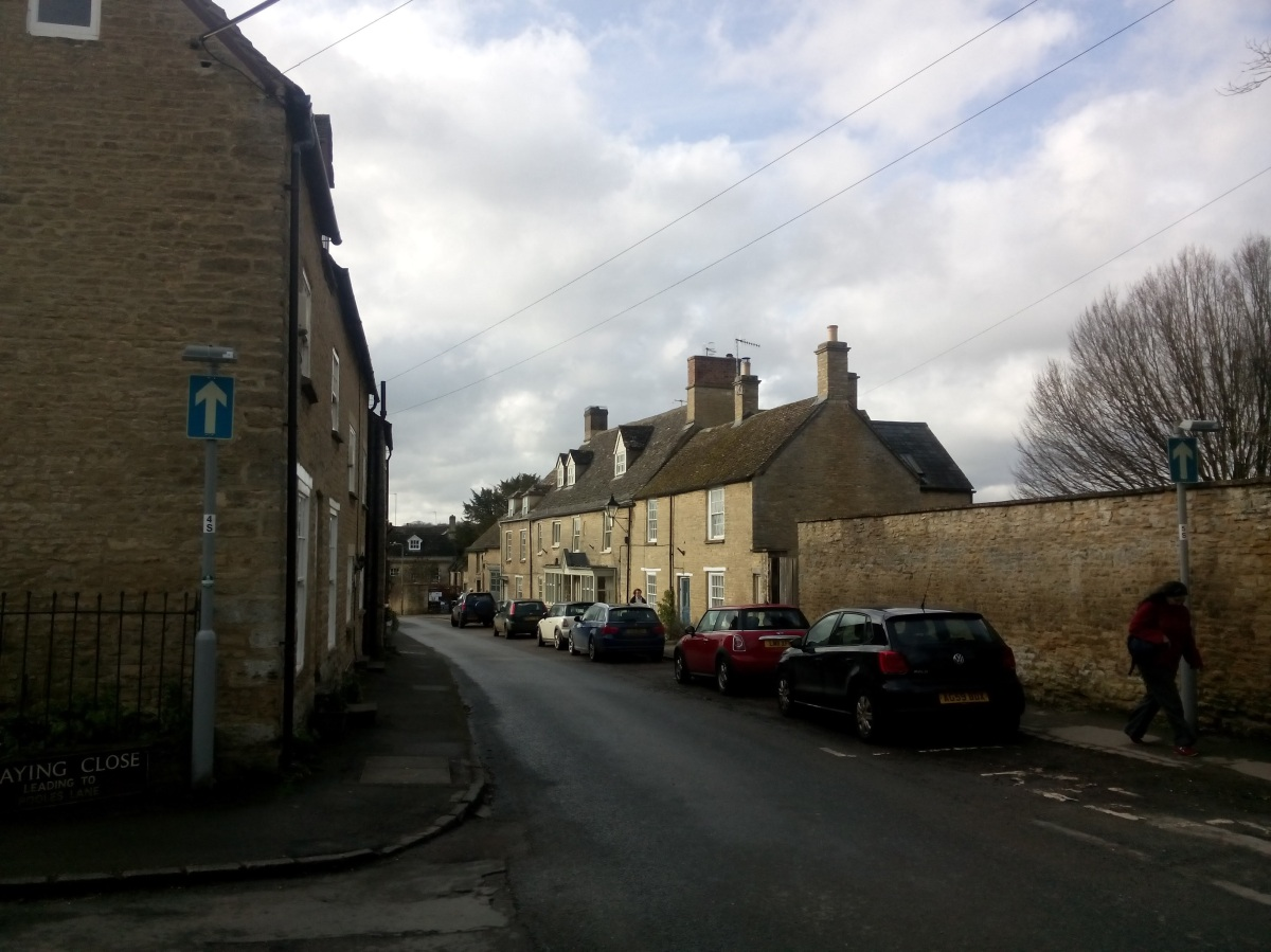 Exploring The Cotswolds without aCar