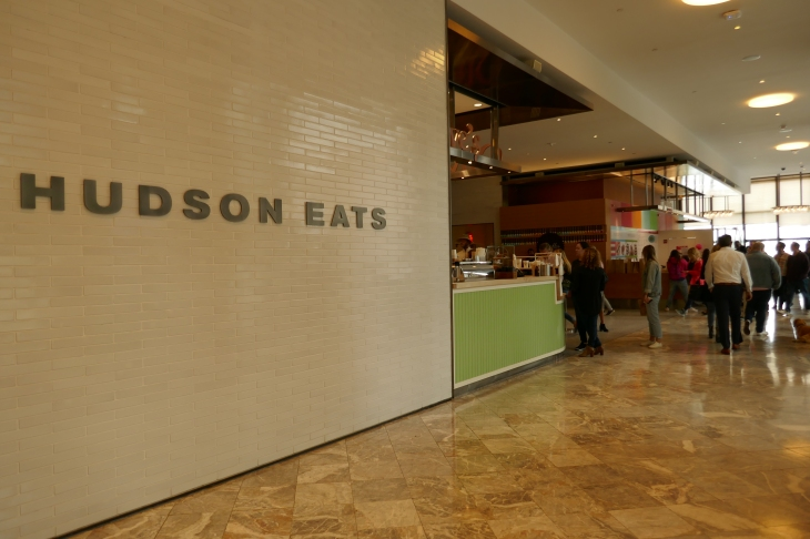 Hudson Eats Food Court